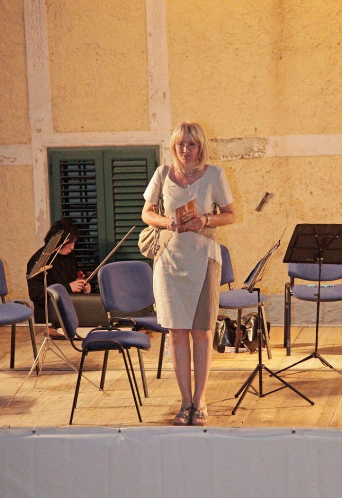 Maria M Štimac